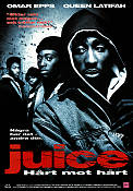 Juice 1992 Movie poster Omar Epps