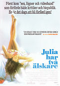 Julia Has Two Lovers 1991 poster Daphna Kastner