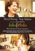 Julie and Julia 2009 Movie poster Meryl Streep