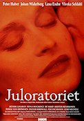 Juloratoriet 1996 Movie poster Lena Endre