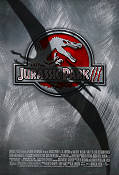 Jurassic Park 3 2001 poster Sam Neill Joe Johnston