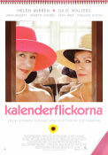 Calendar Girls 2003 Movie poster Helen Mirren