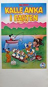 Donald Duck's Summer Magic Poster 30x70cm NM original