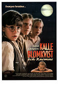 Kalle Blomkvist och Rasmus 1997 Movie poster