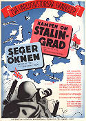 Kampen om Stalingrad 1944 Movie poster