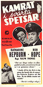 The Iron Petticoat 1956 poster Bob Hope Ralph Thomas