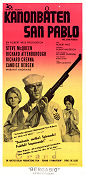 The Sand Pebbles 1967 Movie poster Steve McQueen