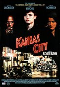 Kansas City 1996 poster Jennifer Jason Leigh Robert Altman