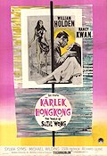 The World of Suzie Wong 1961 William Holden Nancy Kwan
