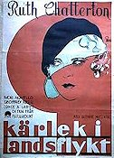 Once a Lady 1932 poster Ruth Chatterton