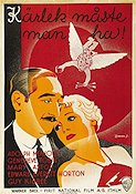 Easy to Love 1934 poster Adolphe Menjou