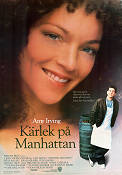 Crossing Delancey 1988 poster Amy Irving