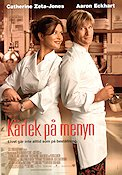 No Reservations 2007 poster Catherine Zeta-Jones