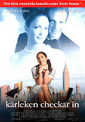 Maid in Manhattan 2002 Movie poster Jennifer Lopez