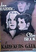 Gallant Lady 1934 Movie poster Clive Brooks