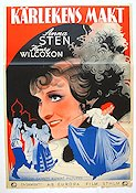 A Woman Alone 1938 poster Anna Sten