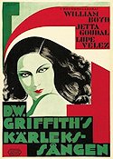 Lady of the Pavements 1929 poster Lupe Velez D W Griffith