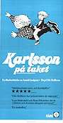 Karlsson p� taket 1976 Movie poster Olle Hellbom