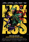 Kick-Ass 2010 poster Aaron Taylor-Johnson Matthew Vaughn
