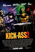 Kick-Ass 2 2013 poster Aaron Taylor-Johnson Jeff Wadlow