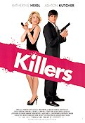 Killers 2010 Movie poster Ashton Kutcher