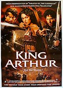 King Arthur 2004 Movie poster Clive Owen