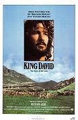 King David 1985 poster Richard Gere Bruce Beresford