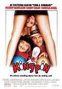 Kingpin 1996 Movie poster Woody Harrelson Bobby Peter Farrelly