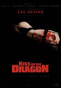 Kiss of the Dragon 2001 poster Jet Li