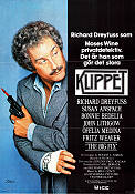 The Big Fix 1979 poster Richard Dreyfuss Jeremy Kagan