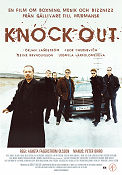 Knockout 2000 Movie poster Reine Brynolfsson Agneta Fagerstr�m-Olsson