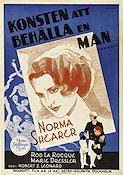 Let Us Be Gay 1930 poster Norma Shearer