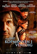 The Merchant of Venice 2004 Movie poster Al Pacino