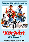 Go For It 1983 Movie poster Terence Hill EB Clucher