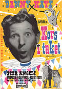 Merry Andrew 1958 Movie poster Danny Kaye Michael Kidd