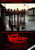 The Warriors 1979 Movie poster Michael Beck Walter Hill