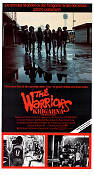 The Warriors 1979 poster Michael Beck Walter Hill