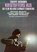 Kristoffers hus 1979 Movie poster Thommy Berggren Lennart Forsberg