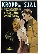 Body and Soul 1931 Movie poster Elissa Landi