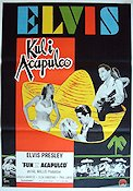 Fun in Acapulco 1963 poster Elvis Presley Richard Thorpe