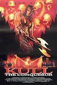 Kull the Conqueror 1997 poster Kevin Sorbo
