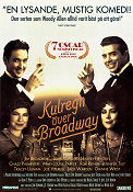Bullets Over Broadway 1997 poster John Cusack Woody Allen