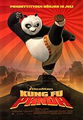 Kung Fu Panda 2008 Movie poster