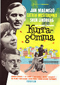 Kurrag�mma 1963 Movie poster Jan Malmsj�