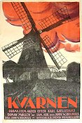 Kvarnen 1920 poster Sam Ask John W Brunius