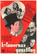 Letter of Introduction 1938 poster Edgar Bergen