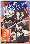 Secrets of Women 1954 Movie poster Anita Björk Ingmar Bergman