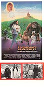 Labyrinth 1986 Movie poster David Bowie Jim Henson