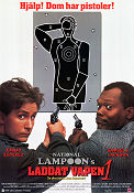 Loaded Weapon 1 1993 poster Emilio Estevez