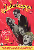 Die Fledermaus 1948 Movie poster Marte Harell